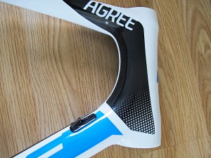 Cube Agree Carbon Frame