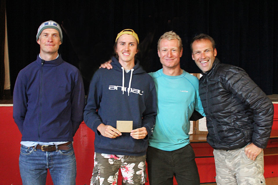 Cornwall Team Time Trial Champions 2015