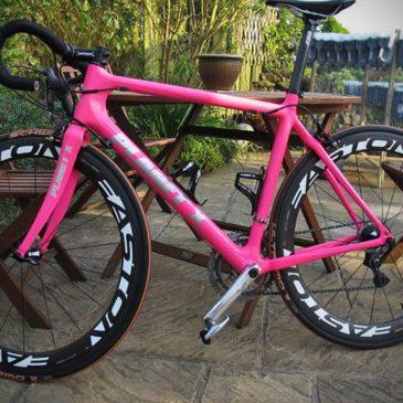 Retiring the Pink Panther