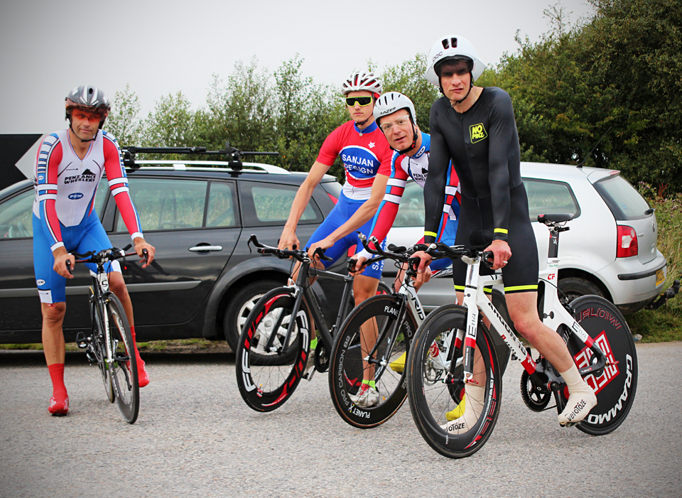PZW Time Trial Team at Roche