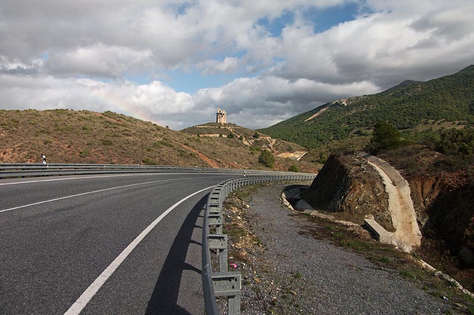 Landmark - the castle on the hill