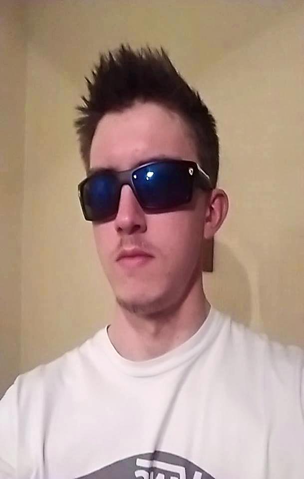 My replacement Ferrari shades