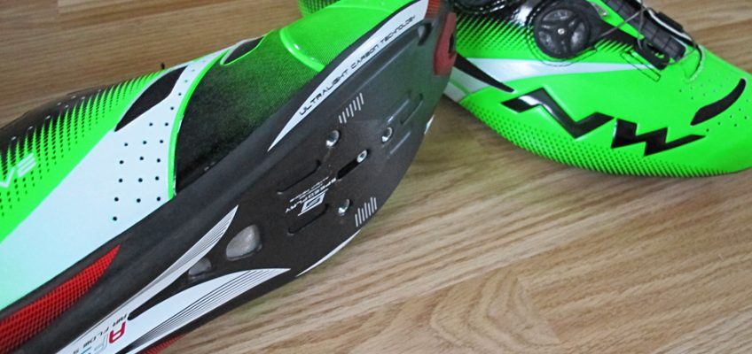 New race shoes