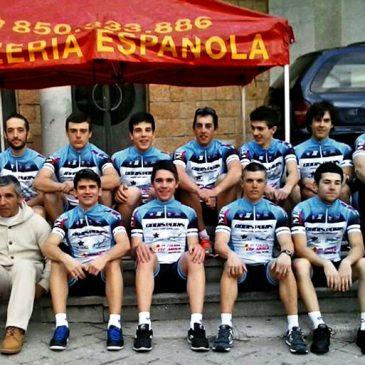 Equipo Ciclista Pizzeria Española for 2016!