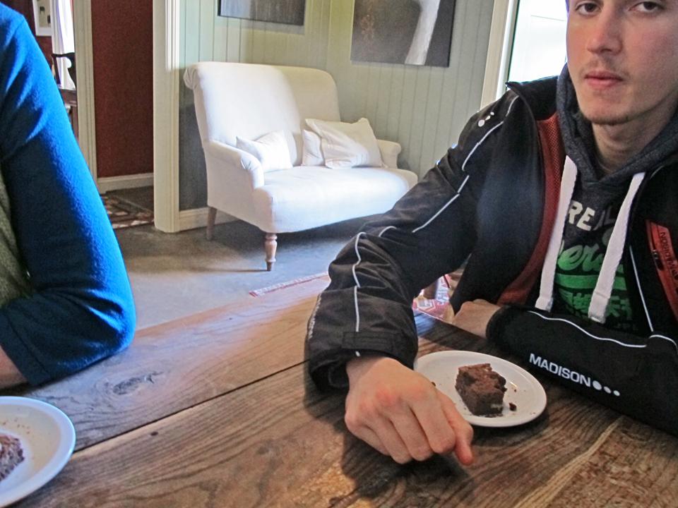 Coffee & Cake at Gurnards Head, Zennor