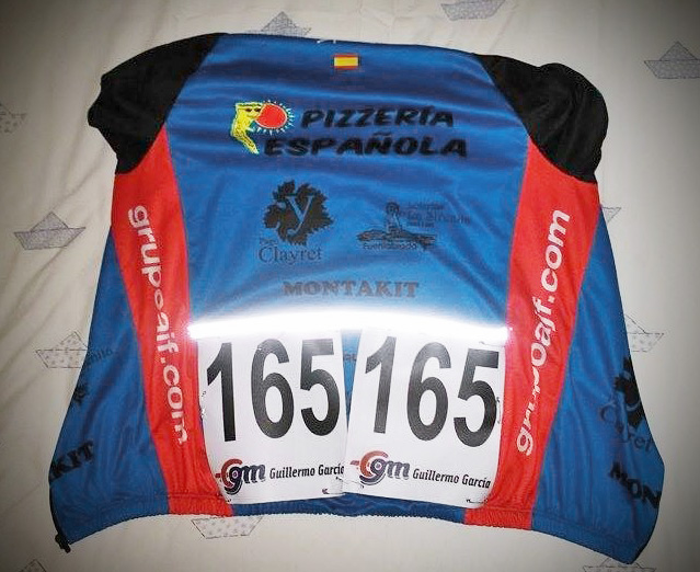 Pizzeria Espanola team kit