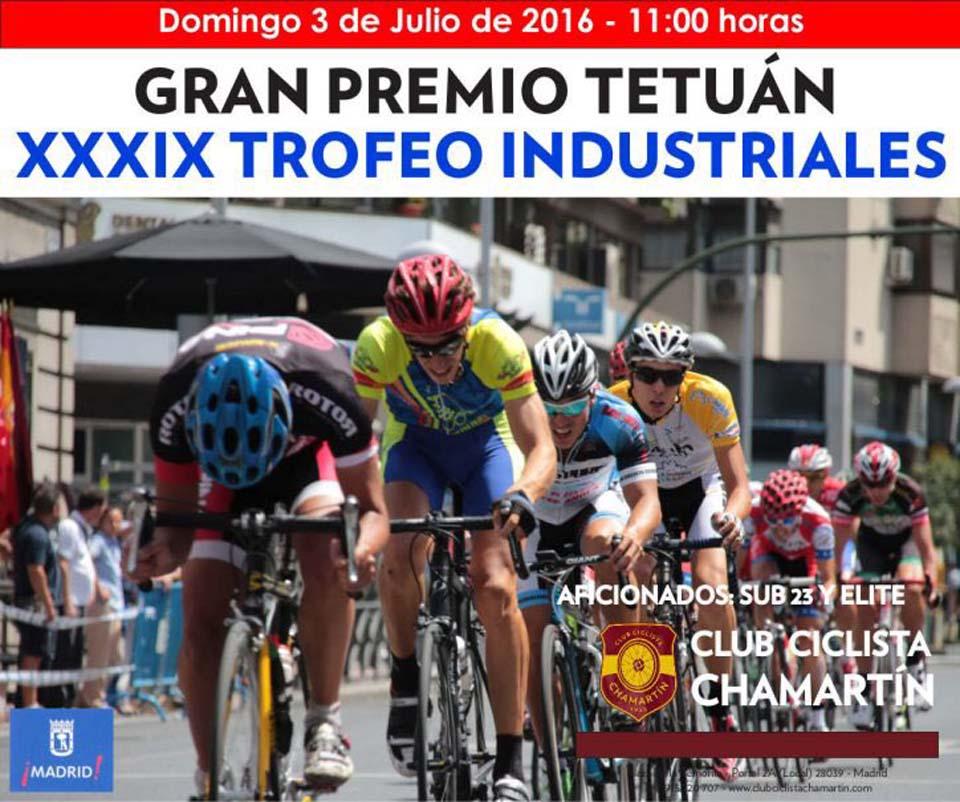 Gran Premio Tetuan Madrid 2016
