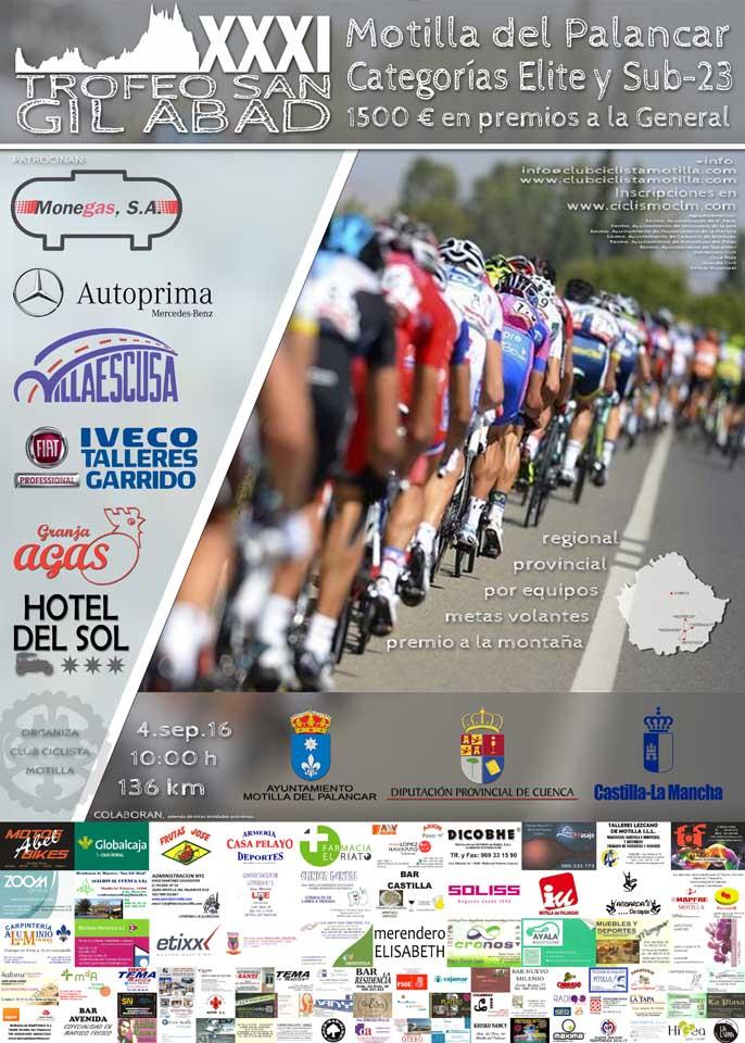 Trofeo San Gil Abad 2016