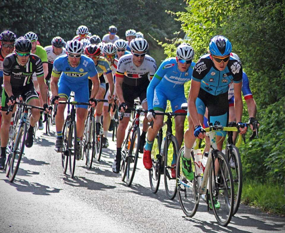 Bournemouth Jubilee Wheelers Road Race 2016