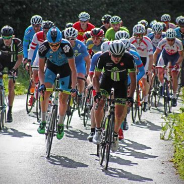 Race 27 – Bournemouth Jubilee Wheelers Road Race