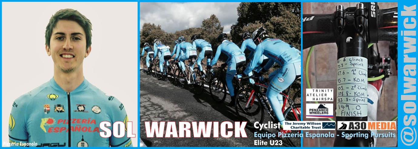 Sol Warwick Cycling Blog
