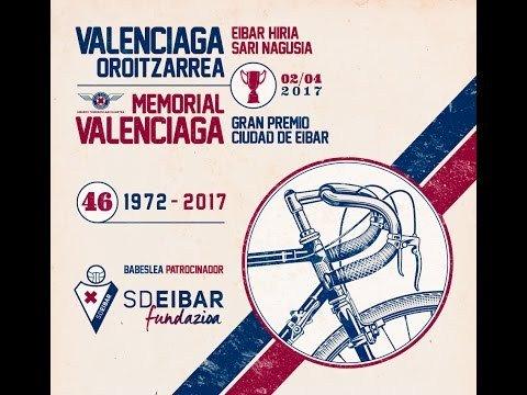 46 Memorial Valenciaga - Eibar
