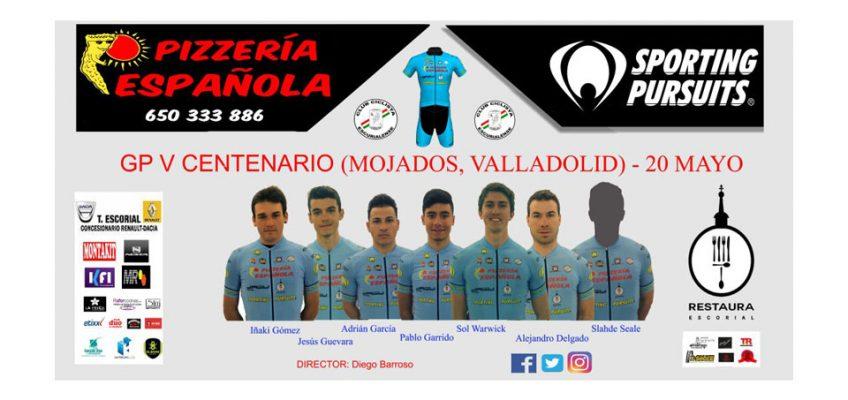 GP V Centenario Mojados – Valladolid