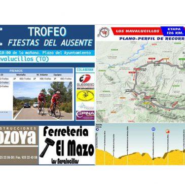 XVIII Trofeo Fiestas del Ausente – Navalucillos