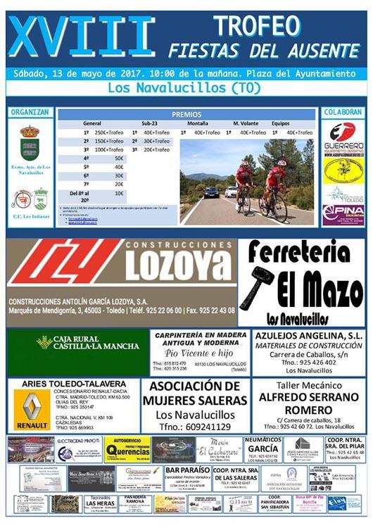 XVIII Trofeo Fiestas del Ausente