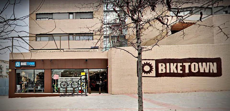 Biketown Madrid