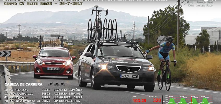 LXV Trofeo Santa Mª Magdalena – Novelda