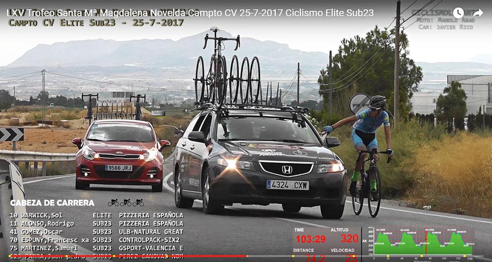LXV Trofeo de Ciclismo Santa Maria Magdalena – Campeonato CV Elite/Sub23