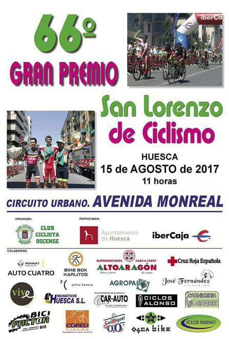 GP San Lorenza de Huesca