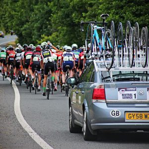 Race Convoy at the Ras De Cymru