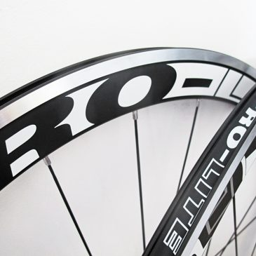 Pro-lite wheelset has arrived