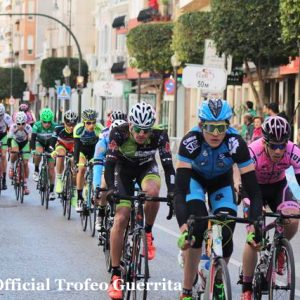 Start of the Trofeo Guerrita