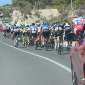 In the Peloton