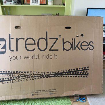 New Race Bike! – Newsletter 9